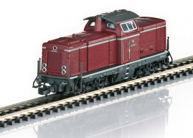 Märklin 88214 miniclub Diesellokomotive Br. 212 der DB in Z Fabrikneu