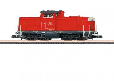 Märklin 88217 miniclub Diesellokomotive Br. 212 der DB Fahrwegdienst Z Fabrikneu