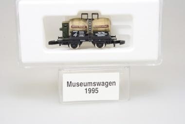 Märklin Miniclub Museumswagen 1995 Plüger unbespielt in Originalverpackung