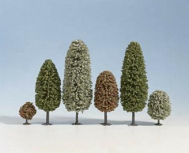 Noch 26306 Frühlingsbäume 25 Stück für H0 und TT in Originalverpackung