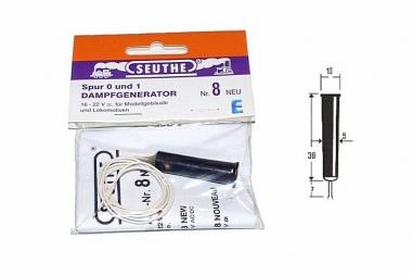 Seuthe Nr. 8E Steam Generator Gauge 0 and 1 16-22V New