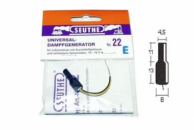 Seuthe Nr. 22E Dampfgenerator Spur H0 10-16V Neuware