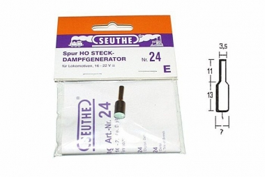 Seuthe Nr. 24E Dampfgenerator Spur H0 16-22V Fabrikneu
