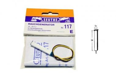 Seuthe Nr. 117E Dampfgenerator Spur H0 16-18V Fabrikneu