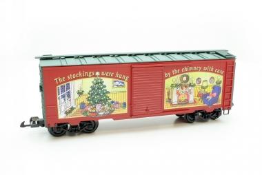 Piko 38822 Güterwagen Weihnachtswagen 2012 in Originalverpackung