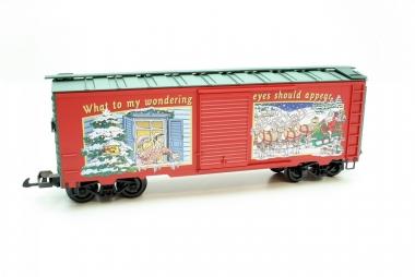 Piko 38834 Güterwagen Weihnachtswagen 2013 in Originalverpackung