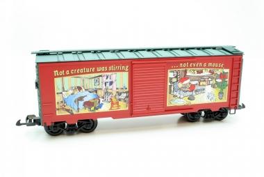 Piko 38841 Güterwagen Weihnachtswagen 2014 in Originalverpackung