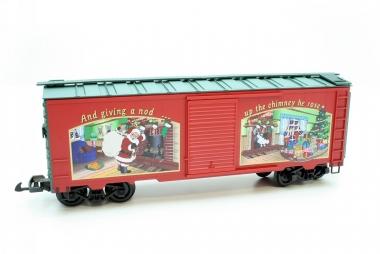 Piko 38864 Güterwagen Weihnachtswagen 2015 in Originalverpackung