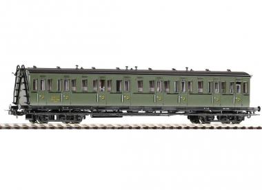 Piko 53312 Abteilwagen 2. Klasse ohne Bremserhaus NEUWARE