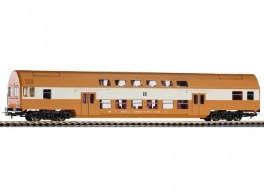 Piko 57623 Doppelstocksteuerwagen DBmqee der DR Fabrikneu