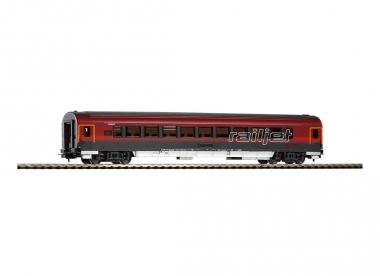 Piko 57644 Schnellzugwagen Railjet Buffetwagen der ÖBB in H0 Fabrikneu