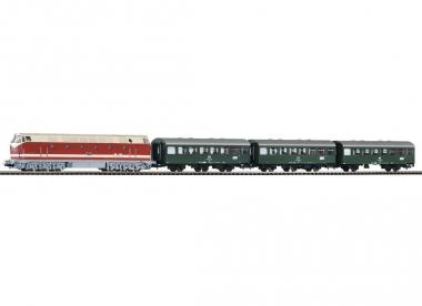 Piko 59008 Startset SmartControl® light Personenzug mit BR 119 H0 Farbrikneu