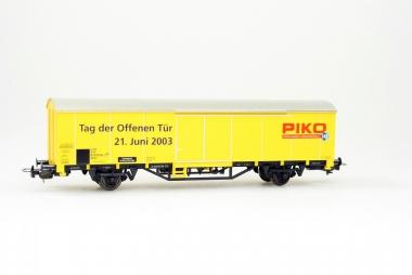 Piko 95829 Güterwagen Sondermodell TOFT 2003 in Originalverpackung