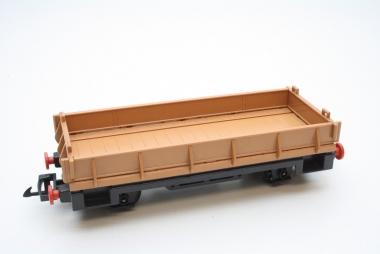 Playmobil 4104 Güterwagen Niederbordwagen für Spur G LGB Top Zustand