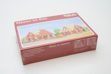 Pola 566 Häuser im Bau H0 in Originalverpackung