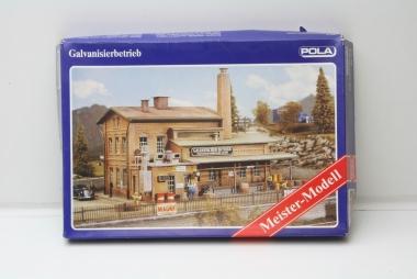 Pola 840 Galvanisierbetrieb in H0 Bausatz