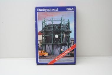Pola 854 Stadtgaskessel in H0 Bausatz