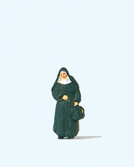 Preiser 28056 Nonne in H0 Neuware