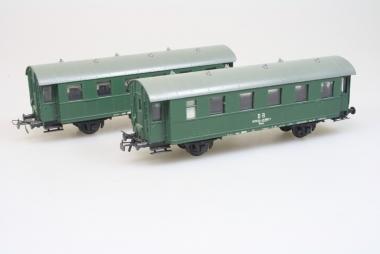 Prefo 5452512/5/09 Personenwagen Bi 33 der DR in H0 in Originalverpackung
