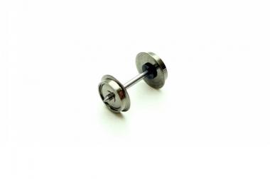 Roco 127193 - 40198 Radsatz 11 mm - einseitig isoliert in H0 Ersatzteil