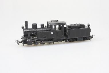 Roco 33231 Salzkammergut Lokalbahn Lok Nr. 32  SKGLB ÖBB in H0e unbespielt