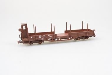 Roco 34521 Rungenwagen 36 809 der ÖBB in H0e unbespielt