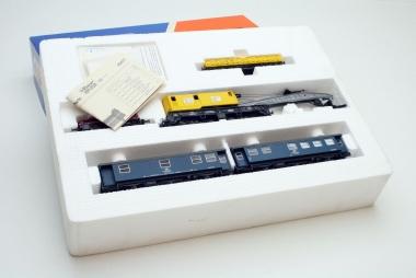 Roco 41057 Bauzug 5-teilig der DB Top Zustand in Originalverpackung