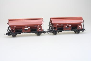 Roco 44091 Selbstentladewagen Kaliwagen-Set der DB H0 in Originalverpackung