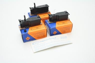 Roco 4555A 3x Unterfluantrieb Weichenantreib mit Endabschaltung in OVP