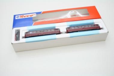 Roco 69026 Schienenbus VT98/VS98 der DB digital mit Sound unbespielt