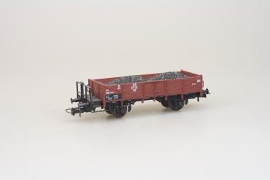 Sachsenmodelle 16059 offener Güterwagen mit Kohleladung H0 in Originalverpackung