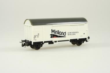 Sachsenmodelle 18671 Tonnendachwagen MINILAND in Originalverpackung