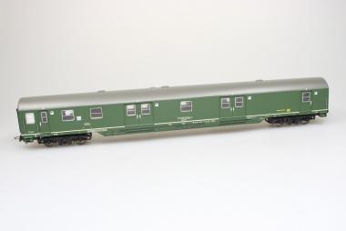 Sachsenmodelle 74623 Bahnpostwagen Post mrz grün DBP neu in Originalverpackung
