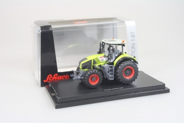 Schuco 26032 Claas Axion 950 Traktor Schlepper Bulldog Maßstab 1:87 Die Cast