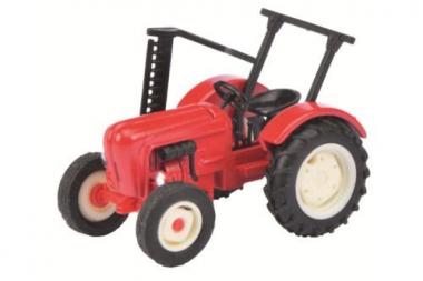 Schuco 26217 Porsche Diesel Junior Traktor Die Cast H0 1:87 Fabrikneu