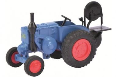 Schuco 26228 Lanz Bulldog mit Säge Die Cast H0 1:87 Fabrikneu