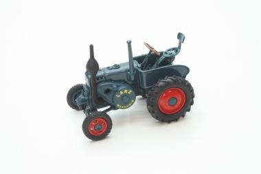 Schuco 02641 Lanz Bulldog Traktor Schlepper Maßstab 1:43