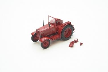 Schuco 02782 Hanomag R40 Bulldog Traktor Schlepper Maßstab 1:43