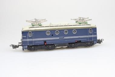 Märklin 3013 SEH 800 3011 E-Lok 1101 blau der SNCF in Rautenverpackung