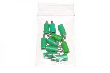 Märklin/Brawa 10x Stecker grün guter Zustand