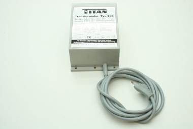 Titan 208 Universaltrafo Trafo Lichttrafo 64 VA