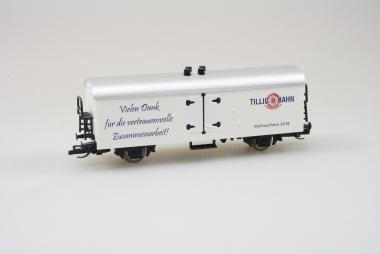 Tillig 501884 Kühlwagen Danke Weihnachten 2018 in TT Fabrikneu