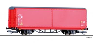 Tillig 522148 Schiebwandwagen der DB in TT aus Display 501626 Fabrikneu