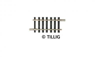 Tillig 83104 Gleis gerade G5 in TT Fabrikneu