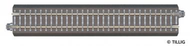 Tillig 83701 Bettungsgleis gerade BG1 166mm  in TT Fabrikneu