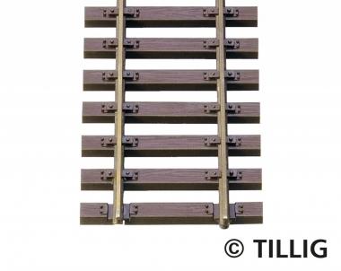Tillig 85125 10x Holzschwellenflexgleis Elite Länge 890mm in H0 Fabrikneu