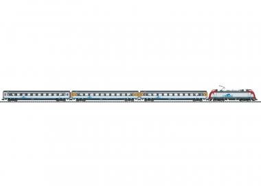 Trix Minitrix 11629 Zug-Set Cisalpino in N digital Fabrikneu