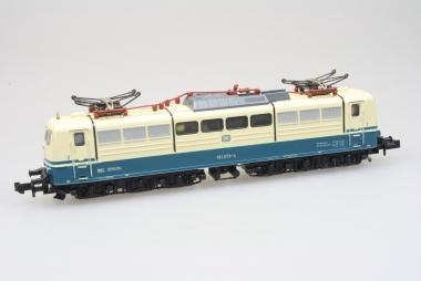 Minitrix 12068 E-Lok Br. 151 der DB in N Top Zustand in Originalverpackung