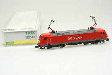 Minitrix 12647 E-Lok Br. 152 der DB in Originalverpackung