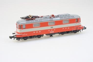 Minitrix 12976 E-Lok 11112 der SBB in N super Zustand in Originalverpackung